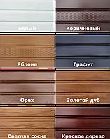 Подшивка карнизного и фронтонного свесов соффит Asko Польша