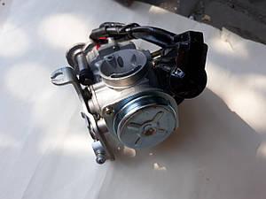 Карбюратор затвор 18 мм для  GY6  80cc