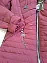 Стильная женская куртка сезона весна-осень 2019 размеры 48- 54, фото 5