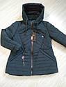 Стильная женская куртка сезона весна-осень 2019 размеры 48- 54, фото 7