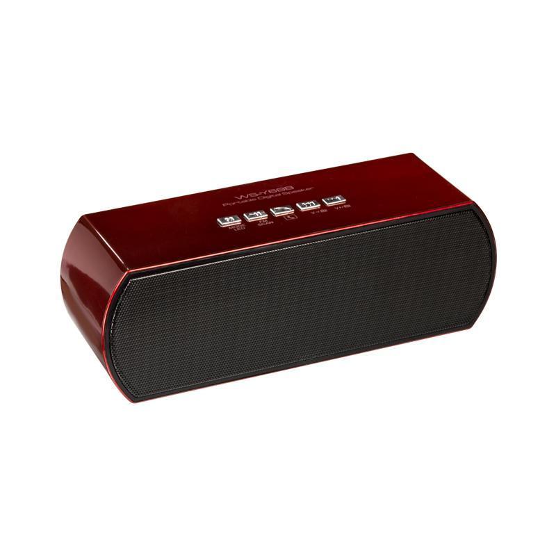 Bluetooth Колонка WS-Y68B Red