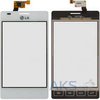 Сенсор (тачскрин) для LG Optimus L5 Dual E615 White