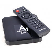 Мультимедийная смарт приставка Openbox A4 R156245