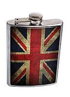 Фляга DM 01 Great Britain flag красная - 177042