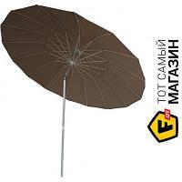 Зонт Time Eco TE-006-240 коричневый