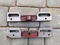 Кронштейн крепления двигателя мотоблока к раме (Комплект) 7-15 л.с