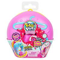 Pikmi Pops пончик мягкая игрушка сюрприз и сквиш 75291 DoughMis Series Surprise Pack, фото 1