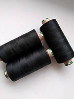 Нити Amann Saba  150/4000 /1000м чорний