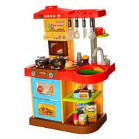Кухня детская Kitchen WD-P16-R16 с пультом оранжевая, фото 1