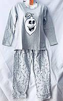 Жіноча піжама Баталов (тонка байка) оптом зі складу в Одесі.