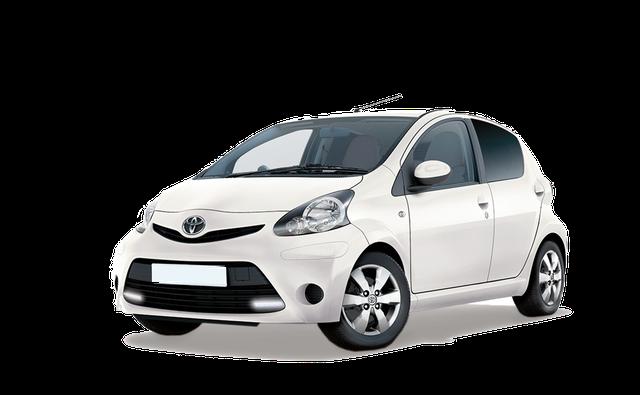 Toyota Aygo 05-08-12-14