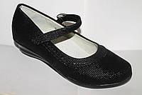 Школьные туфли на девочек. Обувь в школу Q36 (32-37)