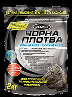 Прикормка Megamix Черная плотва, 2кг