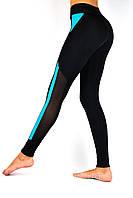 Спортивные лосины и леггинсы для фитнеса, женская спортивная одежда для фитнеса Valeri 1216