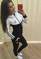 Женский  спортивный костюм  Адидас - 3 цвета!