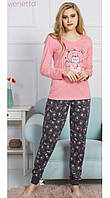 Трикотажные пижамы Vienetta Secret р. S, M, L