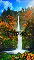 Обогреватель инфракрасный картина ТРИО Водопад c мостиком