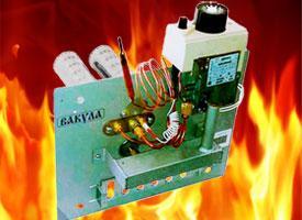 Газовое отопительное оборудование для котлов и печей