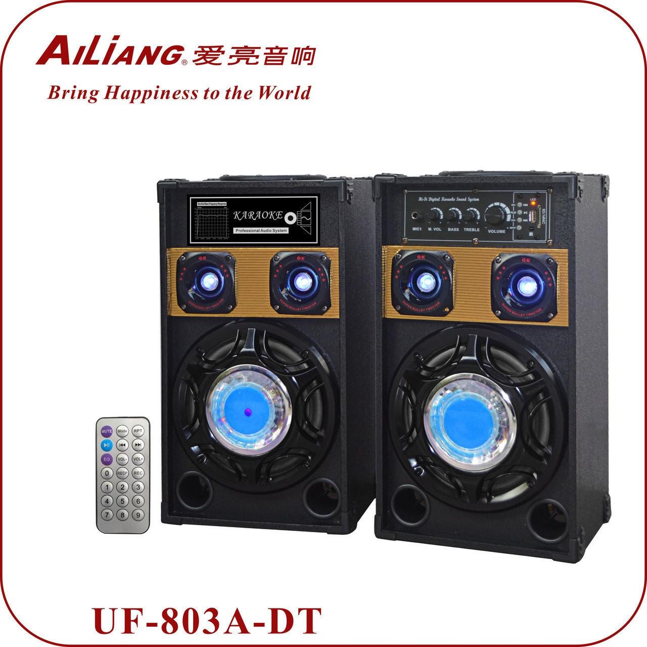 Активная акустика Ailiang UF-803A-DT