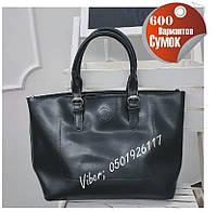 Большая Женская кожаная сумка кожа натуральная Майкл корс реплика ,  кожаная шоппер shopper, фото 1
