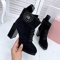 Весенние ботинки женские, фото 1