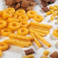 Снеки (насіння, сухарики, чіпси, попкорн)