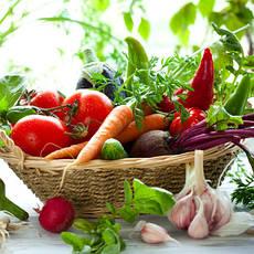 Овощи, фрукты, ягоды, грибы, общее