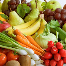 Овощи, фрукты, ягоды, грибы