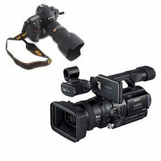 Аренда фото— и видео— оборудования