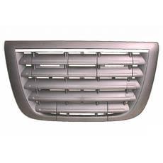 Грузовые решетки на бамперы и радиаторы