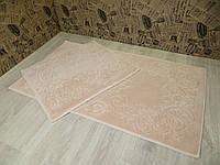 Набор ковриков для ванной комнаты 60Х100. Хлопок. (Турция), фото 1