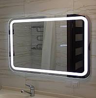 Зеркало для ванной с подсветкой  Omega 2