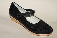 Школьные туфли на девочек. Обувь в школу Q21 (32-37)