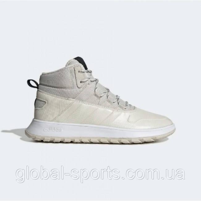 Мужские зимние кроссовки Adidas Fusion(Артикул:EE9710)