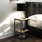 Прикроватный столик LNK - LOFT 600*350*350, фото 7