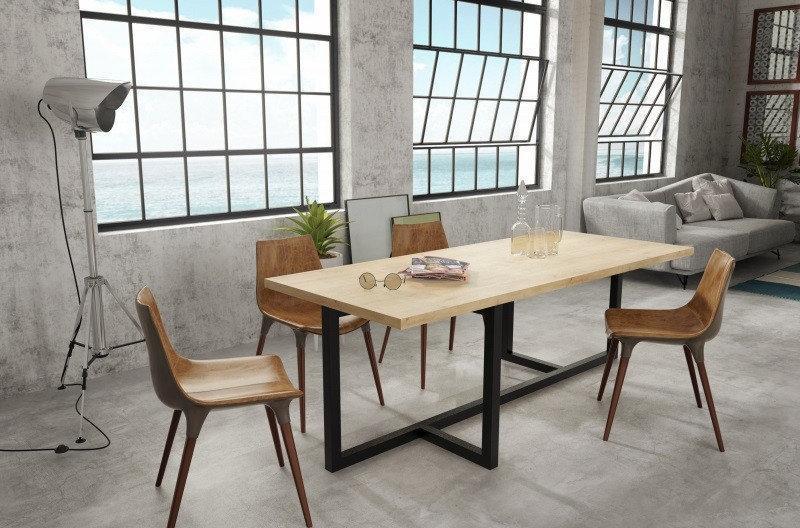 Обеденный стол Лофт LNK - LOFT 750*1600*900