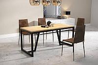Обеденный стол Лофт LNK - LOFT 1200Х900х750, фото 1