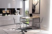 Обеденный стол Лофт LNK - LOFT 750*800*2000, фото 1