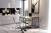 Обеденный стол Лофт LNK - LOFT 750*800*1600, фото 1