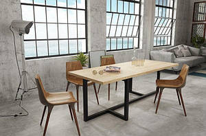 Обеденный стол Лофт LNK - LOFT 750*1800*900