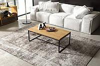 Кофейный Журнальный столик LNK - LOFT (350*1000*640), фото 1