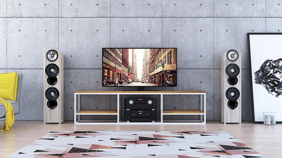 Тумба-Подставка для TV LOFT 400*2000*450