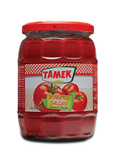 Натуральная томатная паста, 700 гр
