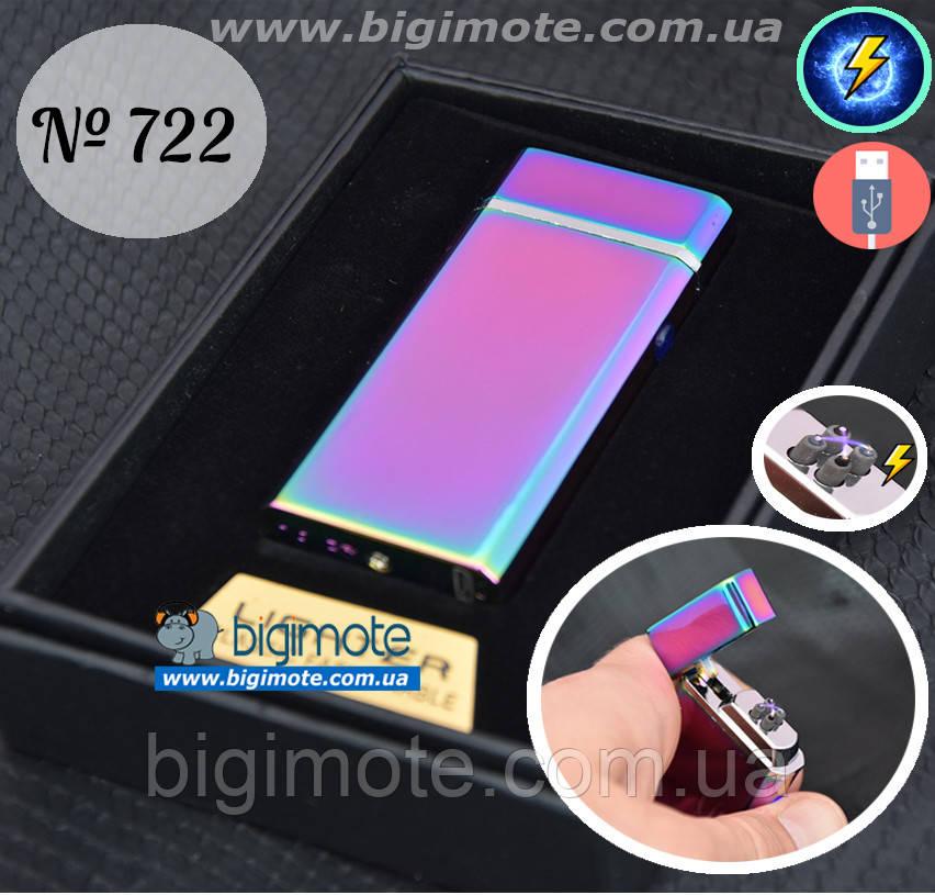 Качественная USB Зажигалка, электроимпульсная, електрозажигалка, электрозапальничка