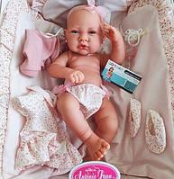 Набор с куклой Antonio juan Reicen Nacido Cambiador 5042, 42 см