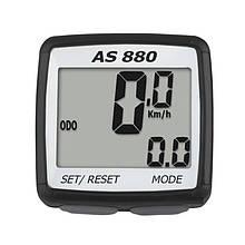 Велокомпьютер Assize AS-880 проводной (409539)