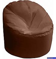 Пуф-мешок Пенек БМО14 коричневый 90х80