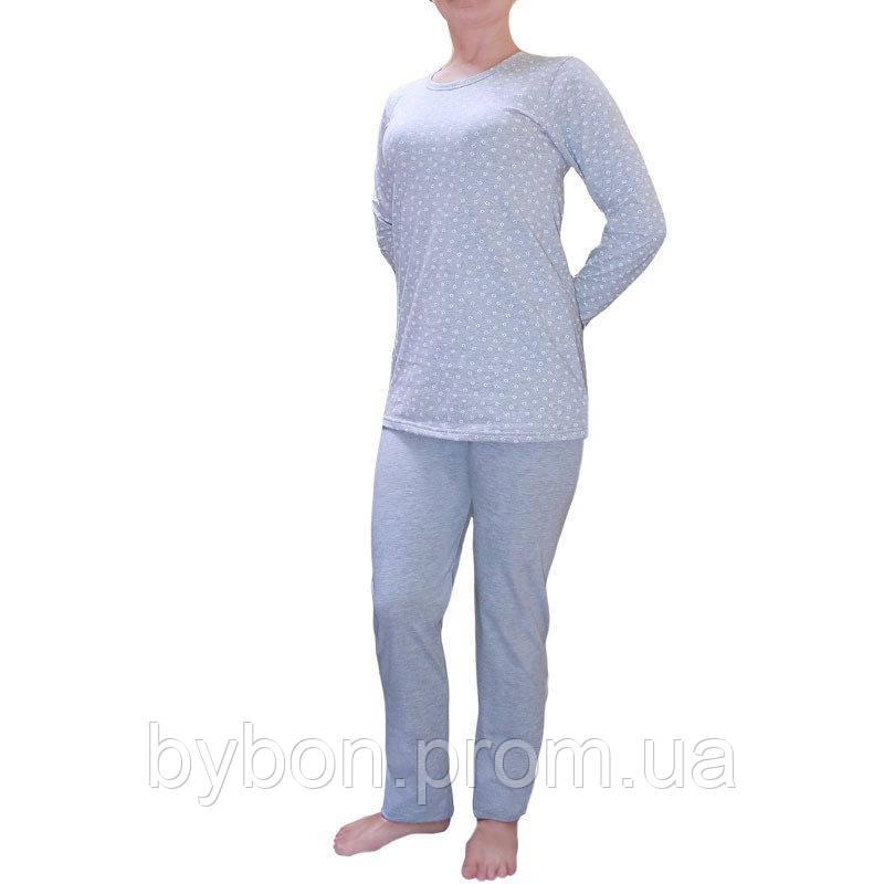 Пижама подростковая стрейч кулир рост 134-164