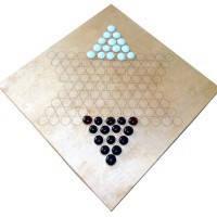 Китайские шашки (Chinese Checkers, Халма)