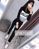 Спортивний костюм штани штани з лампасами + кофта Толстовка Follow, фото 10